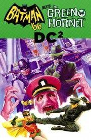 Weird Science: Batman '66 Meets the Green Hornet #6 Review