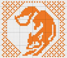 Thrilling Designing Your Own Cross Stitch Embroidery Patterns Ideas. Exhilarating Designing Your Own Cross Stitch Embroidery Patterns Ideas. Fox Pattern, Mittens Pattern, Knit Mittens, Crochet Cross, Filet Crochet, Crochet Chart, Knitting Charts, Knitting Stitches, Cross Stitch Charts