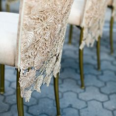 Wedding Chair Covers That Aren't At All Cheesy—We Promise! | Brides.com