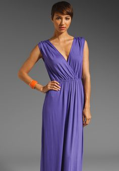 TRINA TURK Maxi Devotion Dress in Aster at Revolve Clothing - Free Shipping!