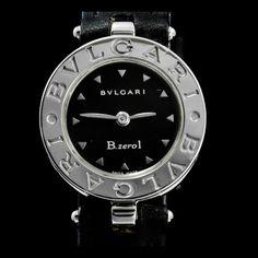 BULGARI-B ZERO, 22mm, quartz, acier. disponible sur notre site  joaillerie-royale.com 43ac4b03a05
