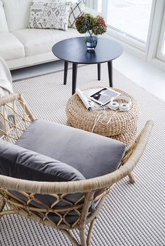 Rattan chair | lisbet e.