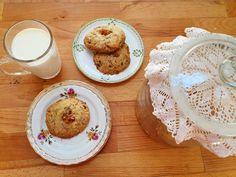 """Gefällt 4 Mal, 0 Kommentare - @vintageduygular auf Instagram: """"(Auf 🇩🇪 mit #Rezept 👇) 🌸#Günaydin,  umarim iyisinizdir  Buraya, ses vermek icin :) kizlarin yapmayi…"""" Muffin, Cookies, Breakfast, Instagram, Food, Recipes, Biscuits, Morning Coffee, Cookie Recipes"""