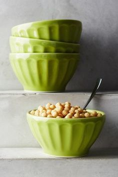 Anthropologie Latte Bowls