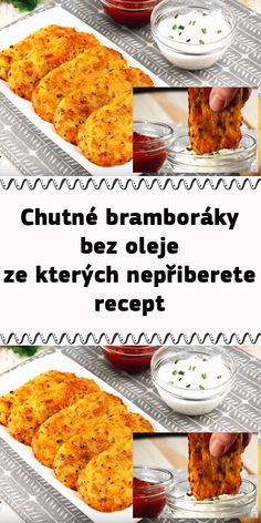Slovak Recipes, Dubai Food, No Cook Meals, Food And Drink, Cooking, Pizza, Ethnic Recipes, Diabetes, Kitchens
