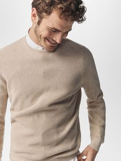 Men´s Jumpers at Massimo Dutti online. Enter now and view our Spring Summer  2018 Jumpers collection. 9cb3f8670