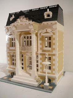 Tan House | Flickr - Photo Sharing!