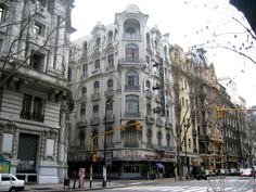 El paradigma francés en la arquitectura argentina | Cúpulas de Buenos Aires #argentina