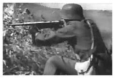Hungarian Infantryman, Russia, 1942