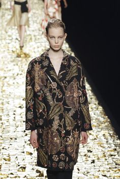 Dries Van Noten at Paris Fall 2006