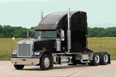 semi trucks | Freightliner Classic 16 wallpaper - Freightliner - Trucks | Buses ...