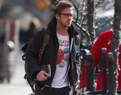 Ryan Gosling, New-York, 2013