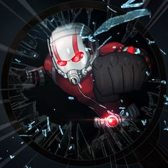 Ant-man by shamserg on DeviantArt