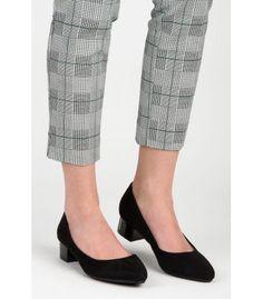 Semišové lodičky 1419-1A-B Heeled Mules, Heels, Fashion, Heel, Moda, Fashion Styles, High Heel, Fashion Illustrations, Stiletto Heels