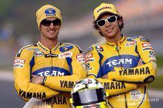Colin Edwards, Valentino Rossi, 2006