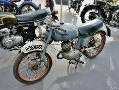 1957 MV AGUSTA 125 cm3 super pullman
