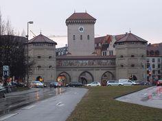 Isartor (Múnich)