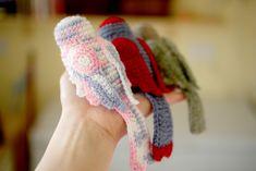 crochet bird 8
