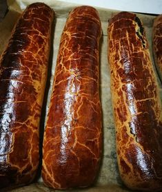 Hot Dog Buns, Sausage, Bakery, Food And Drink, Sweets, Bread, Recipes, Advent, Random