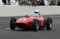 Ferrari 246 F1 Dino - Chassis: 0007   - 2006 Goodwood Revival