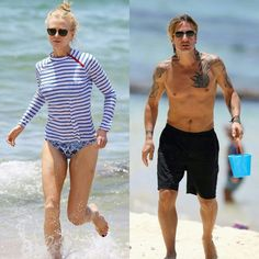 The wonderful couple #NicoleKidman and #KeithUrban relaxing on a beach day this week! • • • • • • • • • • • • • • • • • • • • • • • • • • • • • •  O maravilhoso casal, #NicoleKidman e #KeithUrban relaxando num dia de praia esta semana!
