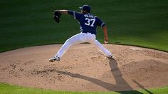 Dominican Republic's Starting Rotation is Lead by Edison Volquez