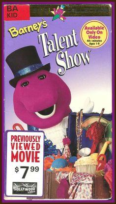 Barney & The Backyard Gang The BackYard Show VHS | Books ...
