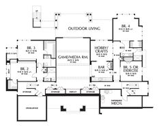 Image for Wickham-Practicality Plus Luxury Equals Perfection-Lower Floor Plan