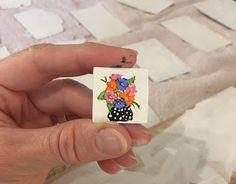 Kali Parsons: Tiny Bouquet Magnet