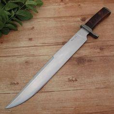Michael-Codys-Custom-Handmade-D2-Fighter-Knife-Bowie-Knife-Engraving