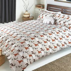 George Home Tundra Animals Duvet Set | Duvet Covers | ASDA direct