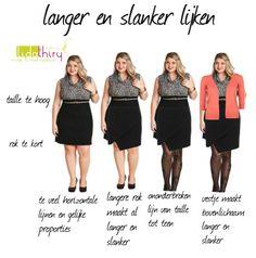 Door te spelen met de proporties van je kleding kun je kilo's lichter lijken. Dit is een megatruc om slanker te lijken zonder af te vallen.