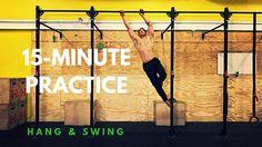 15-minute Bar Workout (Hanging & Swinging)