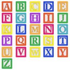 Free Image on Pixabay - Baby Blocks, Alphabet, Abc, Letters Cumple Toy Story, Festa Toy Story, Public Domain, Teaching Abcs, Baby Posters, Educational Toys For Toddlers, Alphabet Blocks, Preschool At Home, Preschool Routine