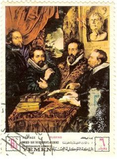 The Four Philosophers by Peter Paul Rubens