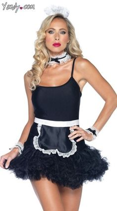 f558d7c4817 57 Best French Maid Outfits images