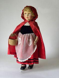 Red Riding Hood La Venus doll. 1934.