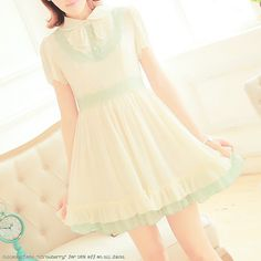 "gasaii: Pastel dress [on sale] ♥ discount code: ""strawberry"""