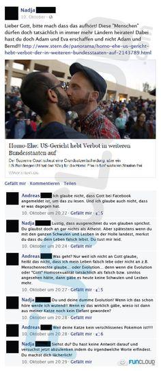 http://funcloud.com/41133 - in diesem Post gibt es tatsächlich etwas, das verboten werden sollte: Menschen wie Nadja
