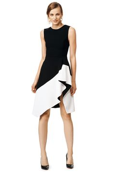 Rent White Lines Dress by camilla and marc for $35 only at Rent the Runway.