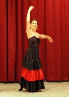 Maria Denner Ballettlehrerin