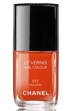 CHANEL LE VERNIS NAIL COLOUR #617 Holiday