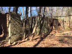 Abandoned Coke Ovens walking tour near Uniontown pa