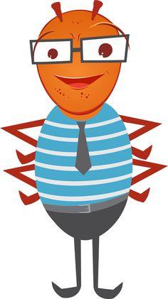 My Mascot Design For me.  Seevi kargwal