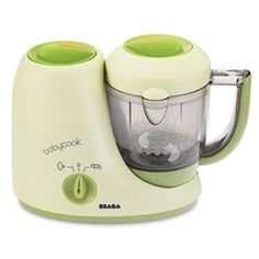 Beaba Babycook makes it easy to make your own babyfood