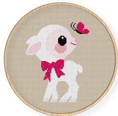 Buy 4 get 1 free Buy 6 get 2 freeCross stitch by danceneedle, $4.50