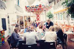 Les bonnes adresses «kids-friendly» à Paris