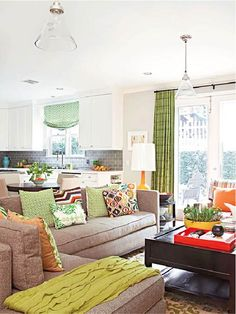 Give Your Rental Some Pattern Love | BHG Style Spotters