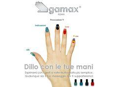 #nail #nailart #nailpolish #gamax dillo con le #mani #lifecolours