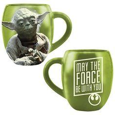 Star Wars May The Force Be With You Mug - Vandor - Star Wars - Mugs at Entertainment Earth